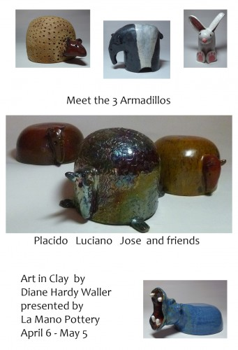 Art in Clay by Diane Hardy Waller